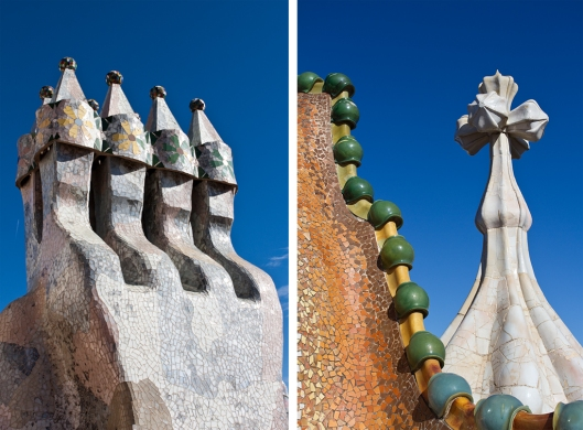 _Casa Batllo_chimney