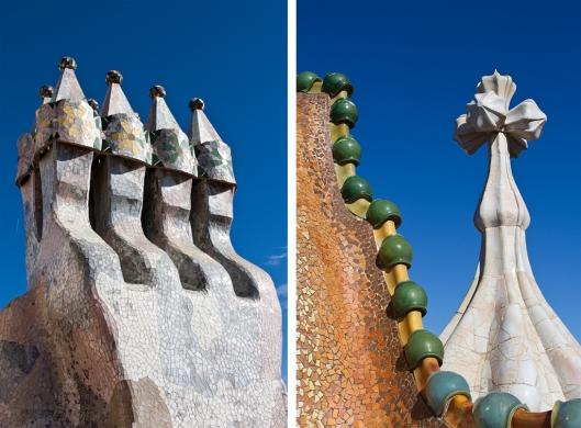 _Casa Batllo_chimney