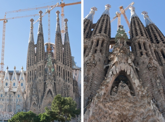 _Sagrada Familia_Nativite