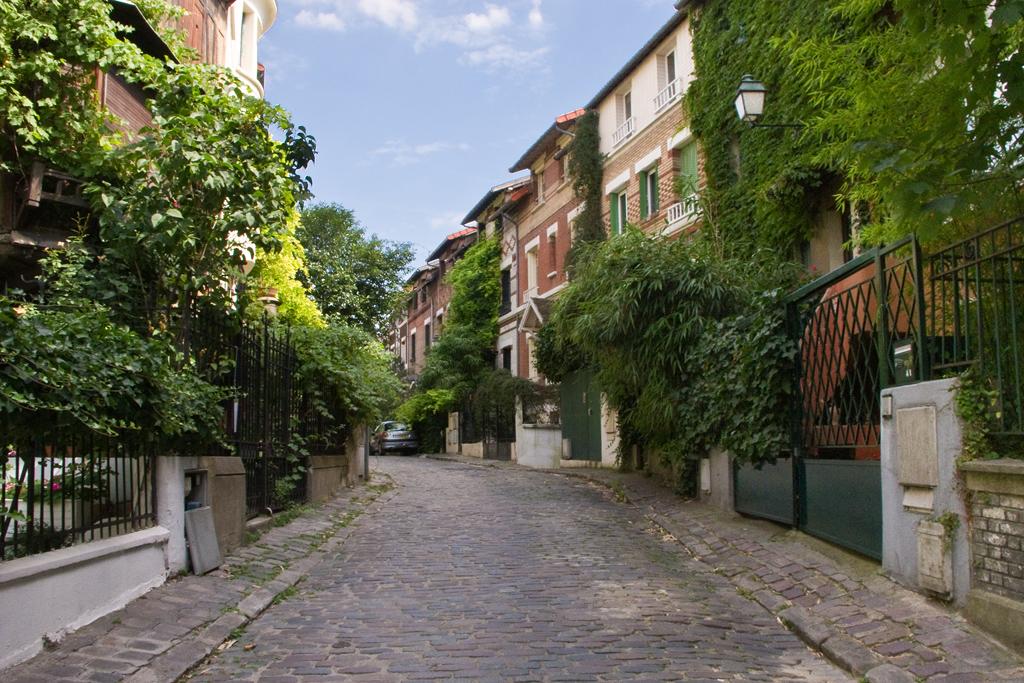 Villa Du Parc Montsouris Paris