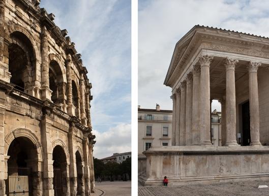 03_Nimes_Amphitheatre_temple